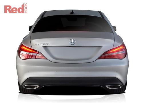 Mercedes-Benz CLA-Class CLA200