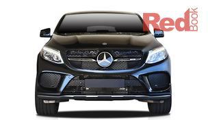 Mercedes-Benz GLE-Class GLE43 AMG