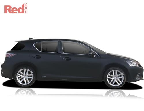 Lexus CT CT200h Luxury