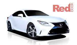 Lexus RC RC200t Luxury