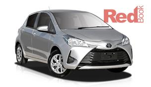 Toyota Yaris Ascent