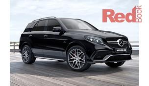 Mercedes-Benz GLE63 AMG S