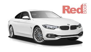 BMW 420i Luxury Line