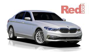 BMW 5 Series 530i Luxury Line