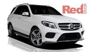 Mercedes-Benz GLE250 d