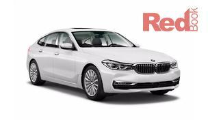 BMW 6 Series 620d Luxury Line