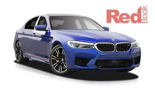 BMW M5 Launch Edition