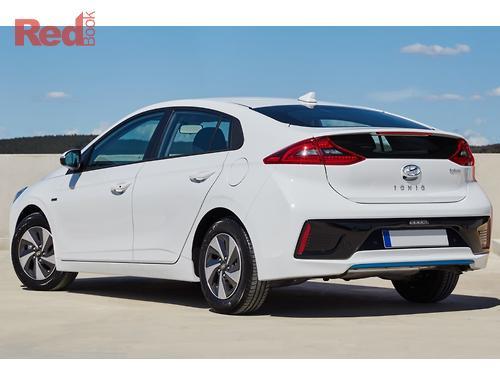 Hyundai IONIQ hybrid Elite