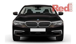 BMW 5 Series 520i Luxury Line