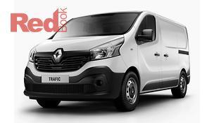 Renault Trafic Trader Life