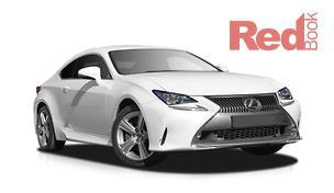 Lexus RC RC350 Luxury