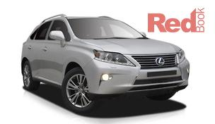 Lexus RX RX450h Luxury