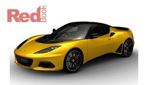 Lotus Evora Sport GT410