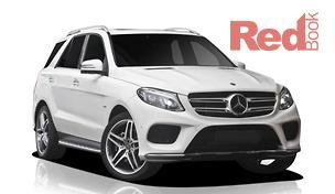 Mercedes-Benz GLE500 e