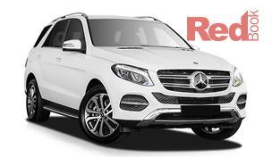 Mercedes-Benz GLE-Class GLE250 d