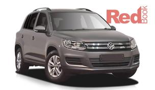Volkswagen Tiguan 118TSI