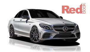 Mercedes-Benz C43 AMG