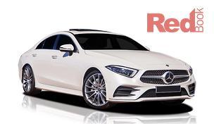 Mercedes-Benz CLS-Class CLS350