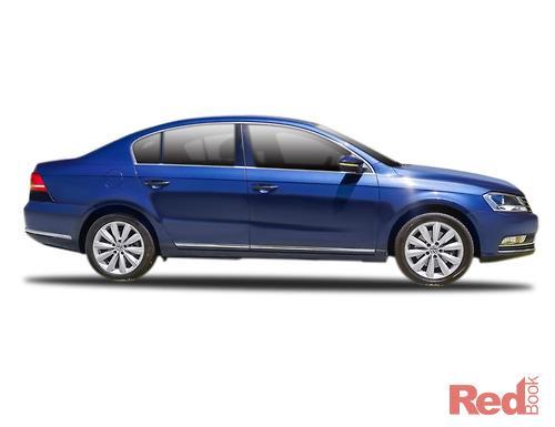 Volkswagen Passat 118TSI