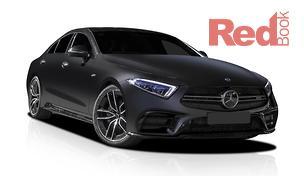 Mercedes-Benz CLS-Class CLS53 AMG