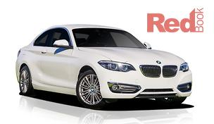 BMW 220i Luxury Line