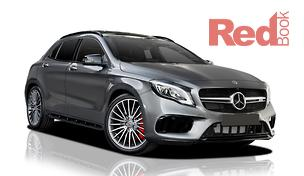 Mercedes-Benz GLA-Class GLA45 AMG