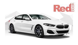 BMW 8 Series 840i M Sport