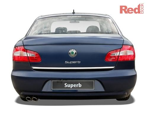 Superb 3T Sedan Ambition