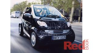 Fortwo A450 Cabriolet pulse