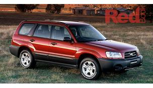 Forester Wagon X