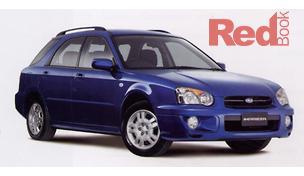 Impreza Hatchback GX