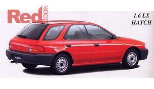 Impreza N MY97 Hatchback LX
