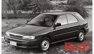 Impreza N Hatchback LX