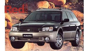 Outback 3GEN Wagon Limited