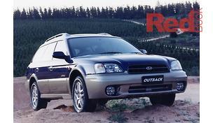 Outback 3GEN Wagon