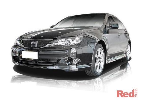 Subaru Impreza Rs Hatchback. Subaru Impreza RS G3 2008