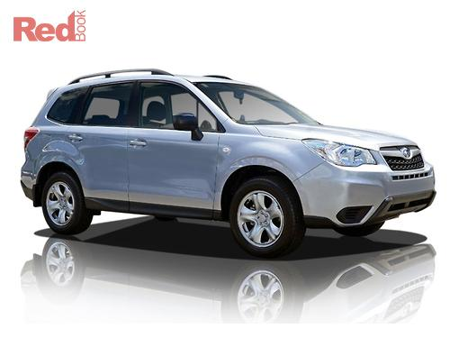 Forester S4 Wagon 2.0i