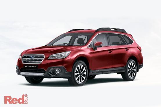 2015 Subaru Outback 2.5I 5GEN MY15