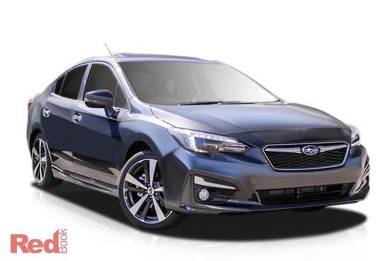 2016 Subaru Impreza 2.0I-S G5 MY17