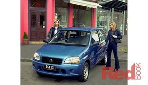 Ignis RG413 Hatchback GA