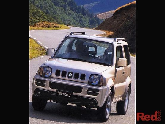 2006 Suzuki Jimny JLX SN413 T6