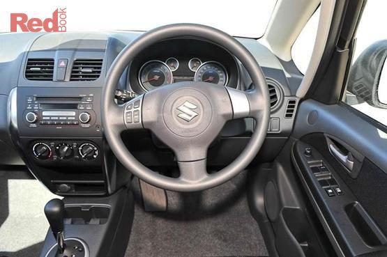 2010 Suzuki SX4 GYA MY10