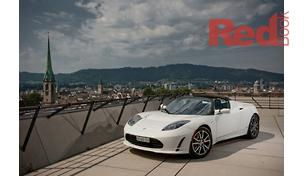 Roadster 2.5 White 2011 (LHD) f1