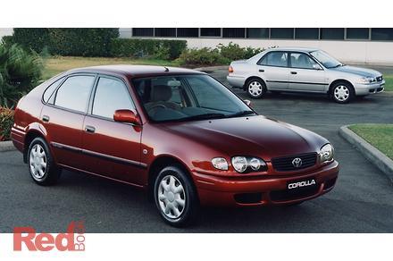 Used Car Research Used Car Prices Compare Cars RedBookcomau - 2001 corolla