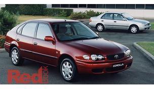 Corolla AE112R Liftback Ascent
