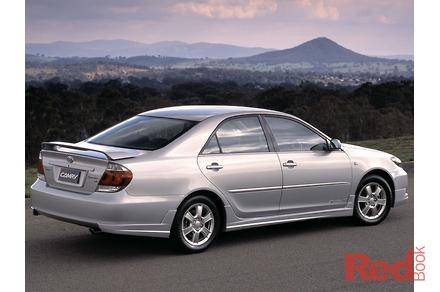 2004 toyota camry acv36r altise specifications
