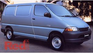 Hiace SBV Van