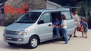 Spacia SR40R Wagon