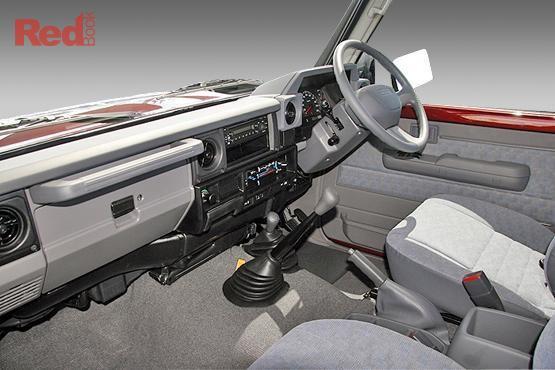 2007 Toyota Landcruiser GXL VDJ79R