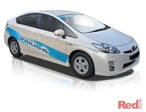 Prius ZVW30R Liftback i-Tech